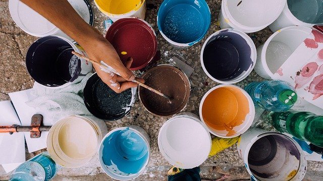 Dodajte vašemu domu barve